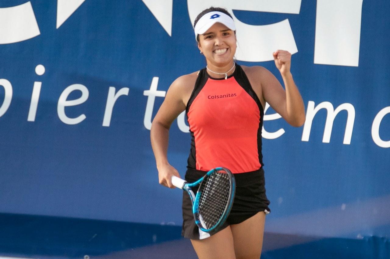 Camila Osorio en final del WTA de Tenerife | Nacional | Deportes | EL FRENTE