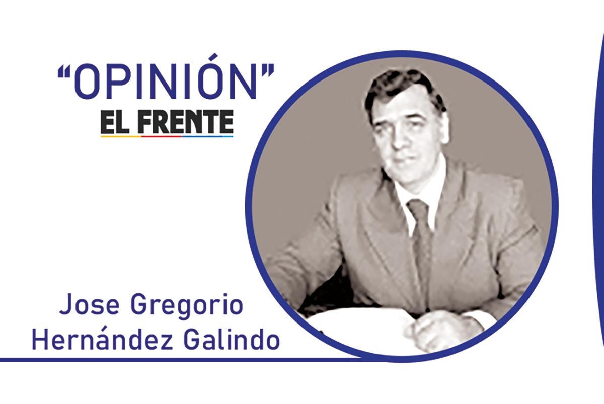 Cabe objeción por inconstitucionalidad Por: José Gregorio Hernández | Opinión | EL FRENTE