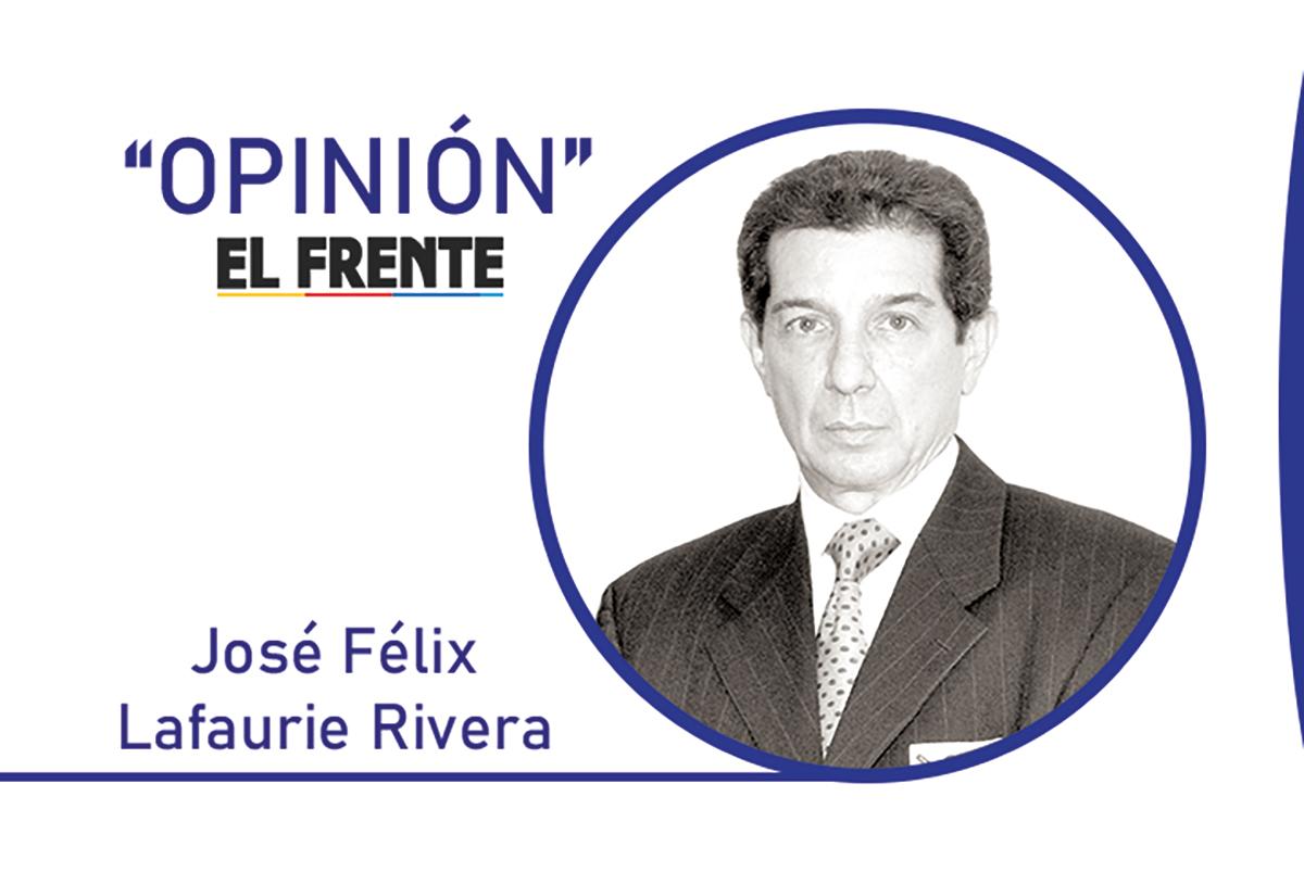 De vergüenzas y miedos Por: José Félix Lafaurie Rivera | Opinión | EL FRENTE