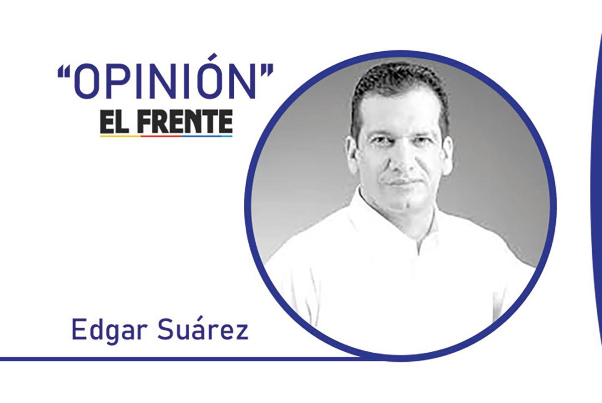 Cerdo por las nubes Por: Edgar Suárez Gutiérrez | Opinión | EL FRENTE