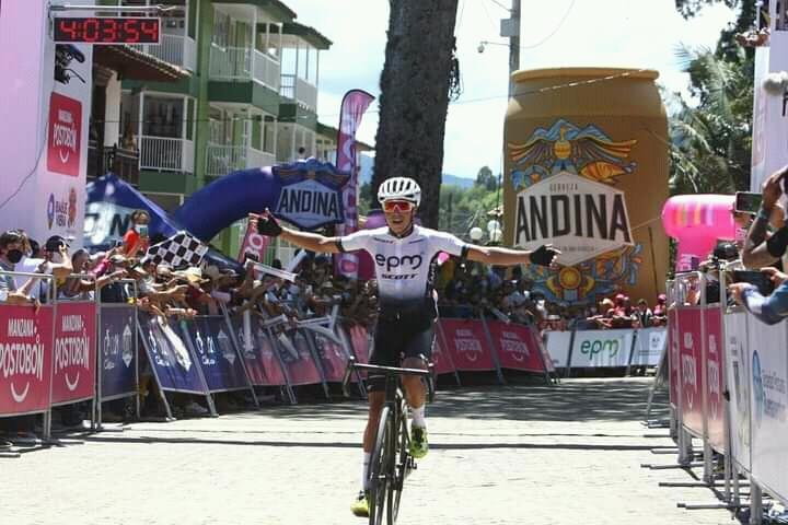 Aldemar Reyes ganador en Jericó | Internacional | Deportes | EL FRENTE