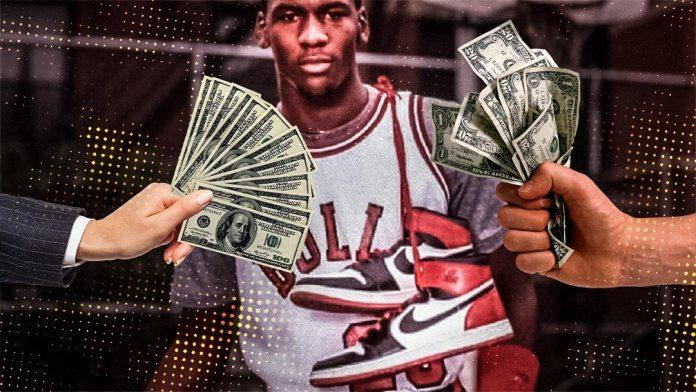 Zapatillas de Michael Jordan subastadas en USD 1,5 millones  | Internacional | Deportes | EL FRENTE