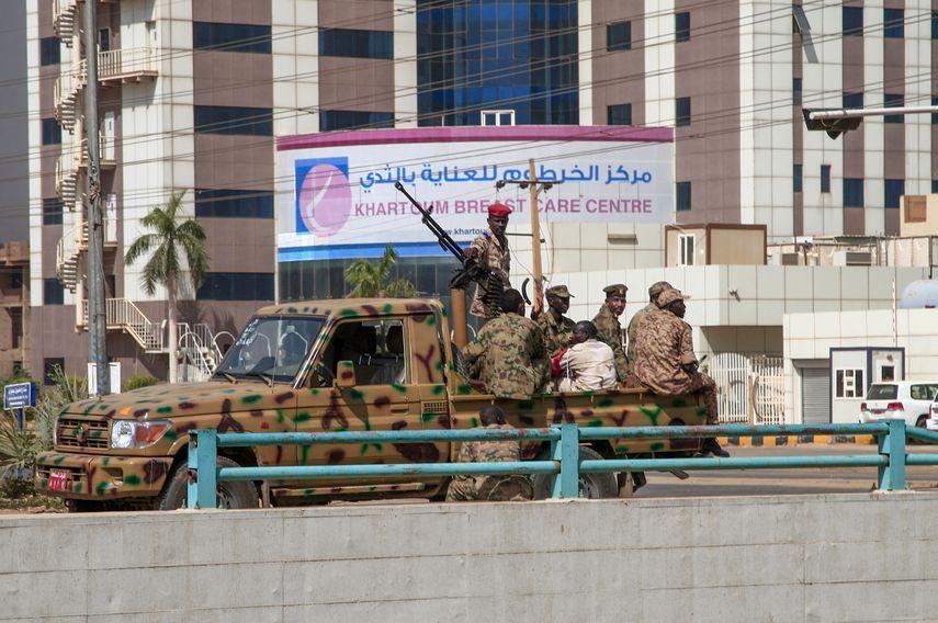 General disuelve el gobierno en Sudán y decreta estado de emergencia | Noticias | Mundo | EL FRENTE