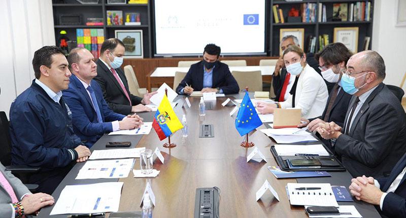 UE y OEA integran comisión de observación electoral para 2022 | Local | Política | EL FRENTE