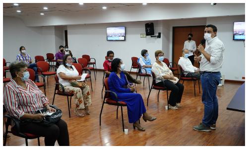 Alcaldía de Bucaramanga instaló Comité Municipal del Adulto Mayor   Metro   EL FRENTE