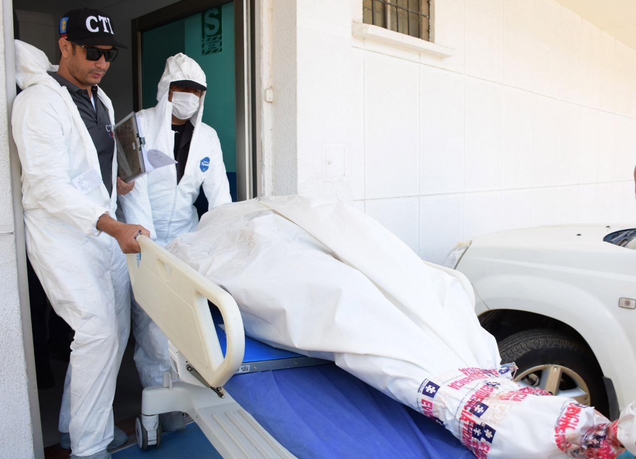 Conductor indolente mató a un motociclista   Justicia   EL FRENTE